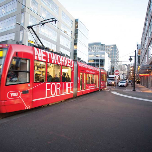 Northeastern University chose Nyhus for a higher education marketing strategy to expand their graduate campus to Seattle, WA.